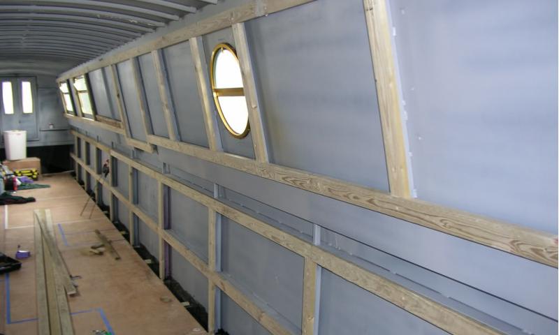 Boat-Insulation