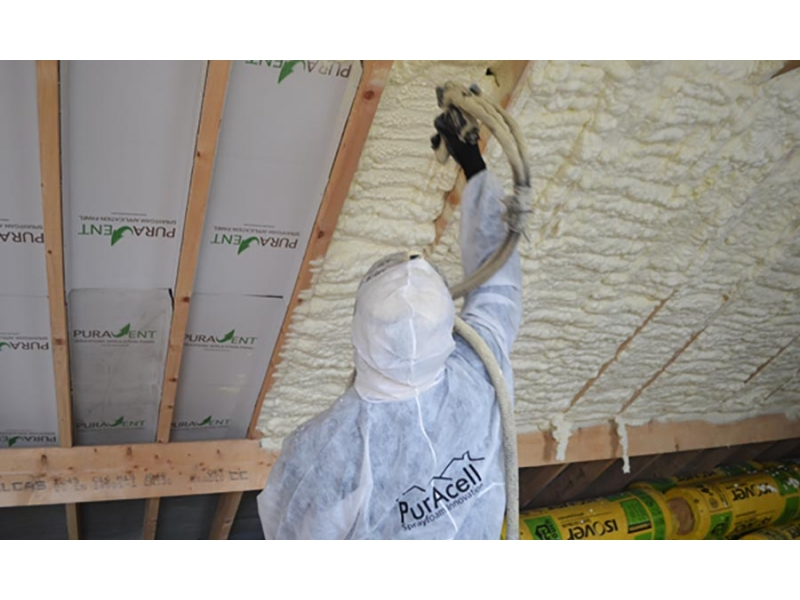 Spray Foam Insulation Ireland