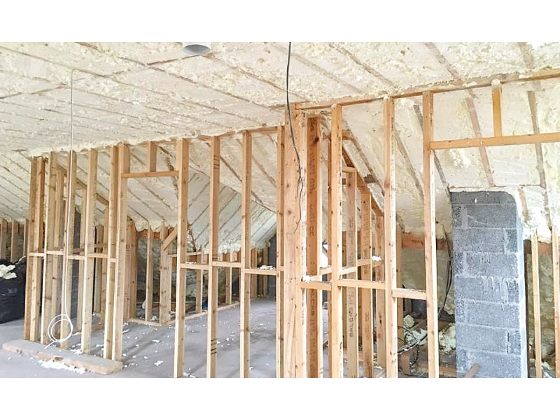 Home Spray Foam Insulation Ireland